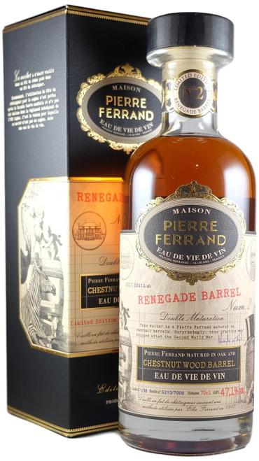 Pierre Ferrand Renegade Barrel 2 Chestnut Wood