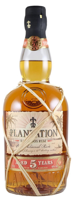 Plantation 5-Year-Old Barbados Rum
