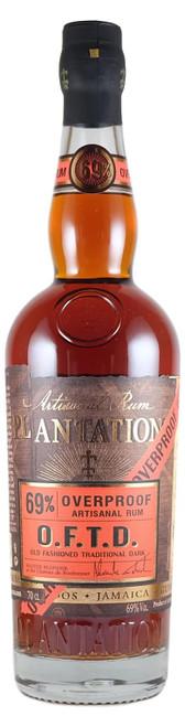 Plantation OFTD Overproof Rum