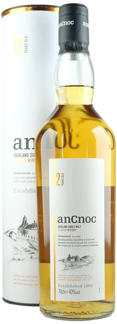 AnCnoc 12-Year-Old Single Malt Scotch Whisky