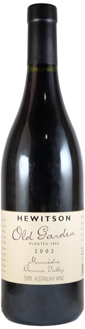 Hewitson Old Garden Mourvedre 2002