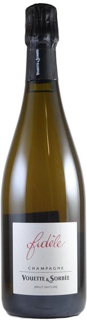 Champagne Vouette et Sorbee Fidele Blanc de Noirs NV (R17 DG19)