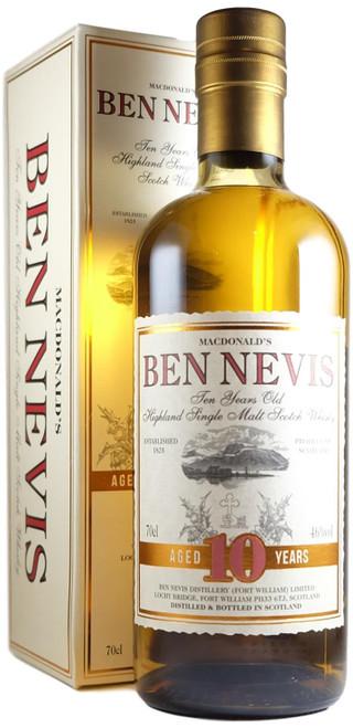 Ben Nevis 10-Year-Old Single Malt Scotch Whisky