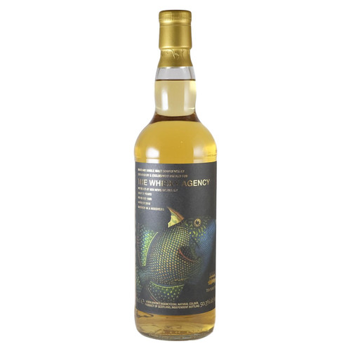 Ben Nevis 21-Year-Old 1996 The Whisky Agency 10th Anniversay