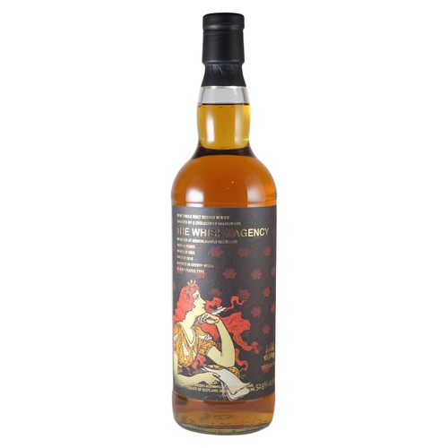 Bruichladdich 14-Year-Old 2003 The Whisky Agency 10th Anniversary