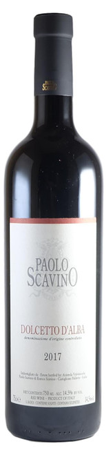 Paolo Scavino Dolcetto D Alba 2017