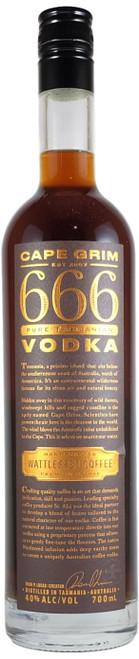 Cape Grim 666 Wattleseed Coffee Vodka