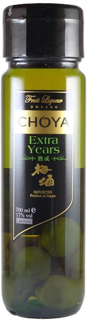 Choya Extra Years Umeshu 720ml