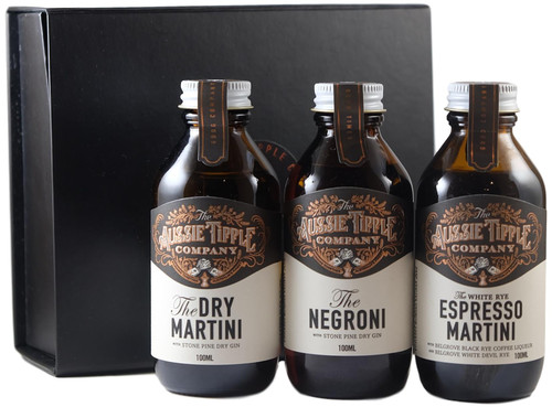 Aussie Tipple Co Classic 3 Pack