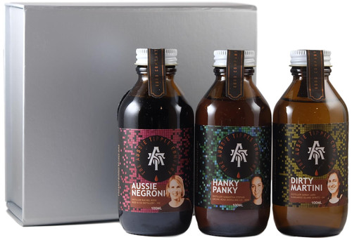 Aussie Tipple Co Women Of Australian Distilling 3 Pack