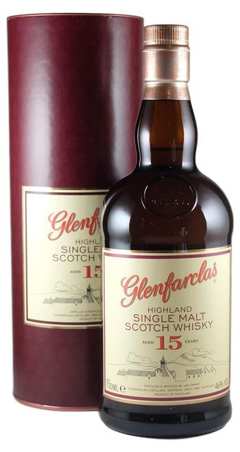 Glenfarclas 15 Year Old Single Malt