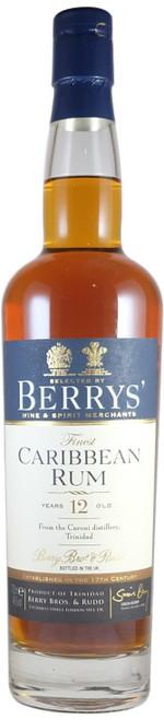 Berrys Carribean Rum Caroni 12-Year-Old