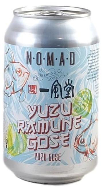 NOMAD Yuzu Ramune Gose