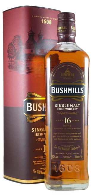 Bushmills 16-Year-Old Single Malt