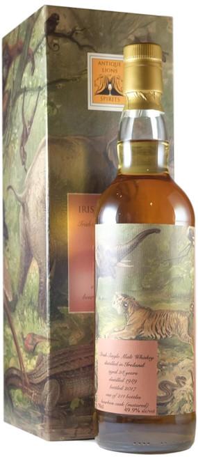 Irish 1989 28-Year-Old Antique Lions Of Whisky Savannah