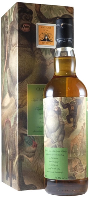 Clynelish 1997 20-Year-Old Antique Lions Of Whisky Savannah