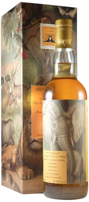 Bruichladdich (Octomore) 2011 6-Year-Old Antique Lions Of Whisky Savannah