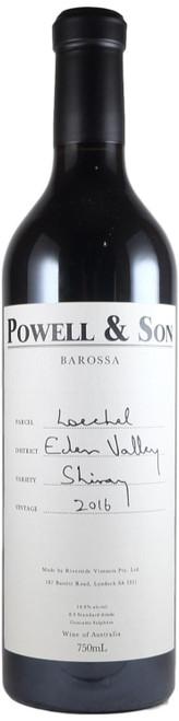 Powell and Son Loechel Shiraz 2016
