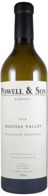 Powell and Son Roussane Marsanne 2018