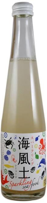 Imada Seaside Sparkling Junmai Sake