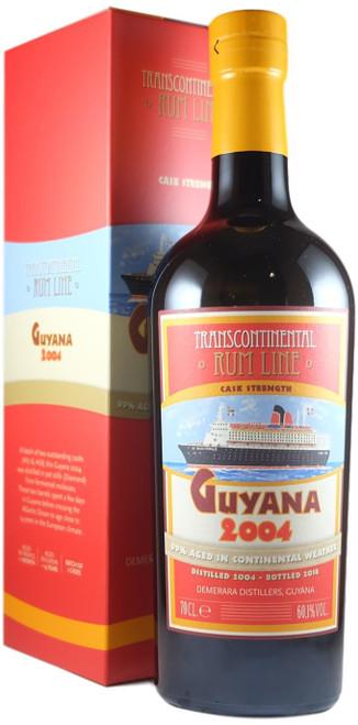Transcontinental Rum Line Guyana 2004