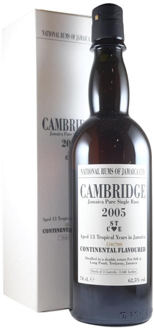 National Rums Of Jamaica Cambridge 2005