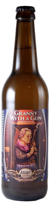 Amager Granny With A Gun