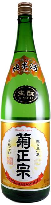 Kikumasamune Junmai Kimoto 1.8L