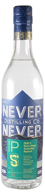 Never Never / PS40 Aquavit