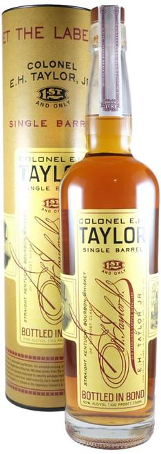 Colonel EH Taylor Bourbon Single Barrel Bottled In Bond