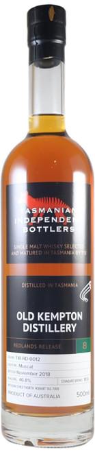 Tasmanian Independent Bottlers Old Kempton Release 8