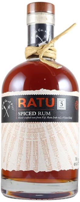 Ratu Spiced 5-Year-Old Fiji Rum