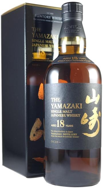 Yamazaki 18-Year-Old Single Malt