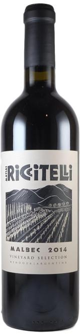 Riccitelli Vineyard Selection Malbec 2014