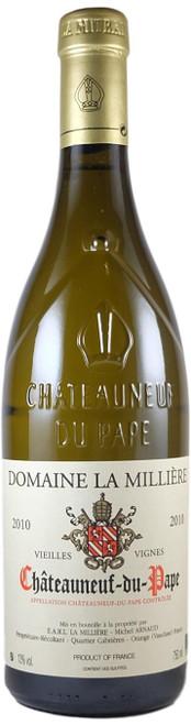 Domaine La Milliere Chateauneuf du Pape Blanc 2010