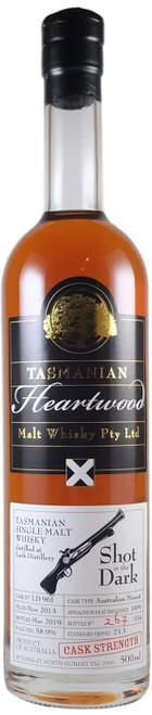 Heartwood Shot In The Dark Lark Single Cask