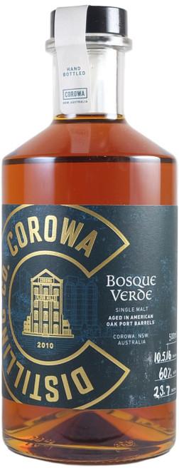 Corowa Bosque Verde Cask Strength Australian Single Malt Whisky