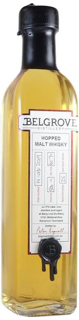 Belgrove Hopped Malt Tasmanian Whisky