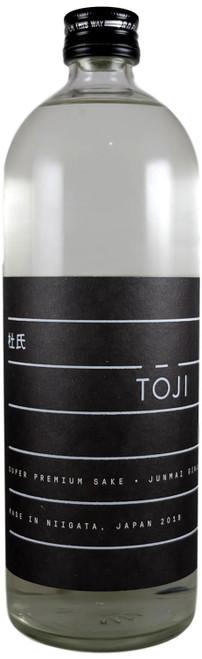 Toji Junmai Ginjo Sake