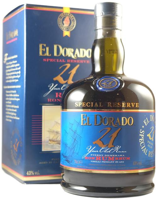 El Dorado 21-Year-Old