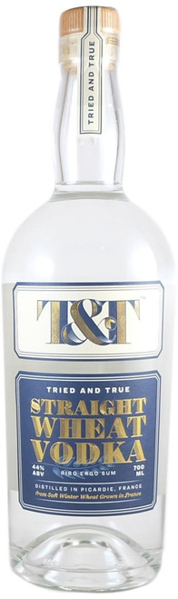 Tried & True French Wheat Vodka