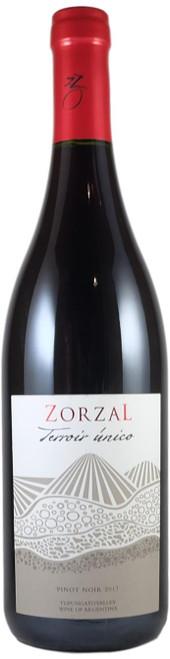 Zorzal Terrior Unico Pinot Noir 2018
