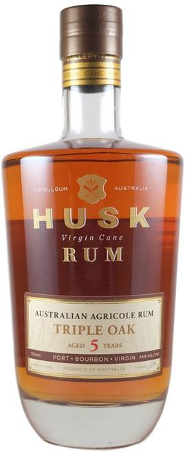 Husk Triple Oak 5-Year-Old Australian Agricole Rum