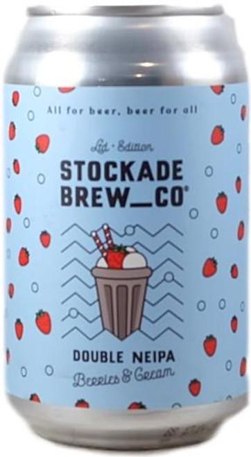Stockade Berries & Cream Double NEIPA