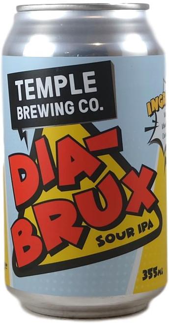 Temple Dia-Brux Sour IPA