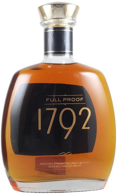 1792 Full Proof Straight Kentucky Bourbon Whiskey