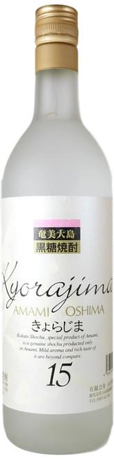 Kyorajima Brown Sugar Shochu