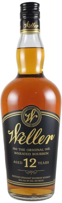 Weller 12-Year-Old Wheated Kentucky Straight Bourbon Whiskey