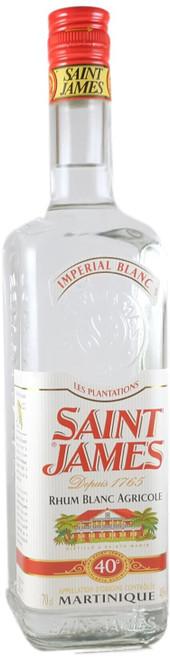 Saint James Blanc Agricole Rhum