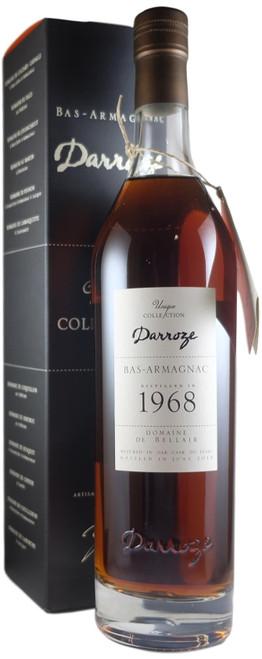 Darroze 1968 Domaine De Bellair Bas Armagnac